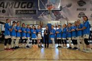 Gyerek csapat Basketgirls Bajnok
