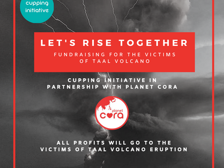 Let's Rise Together | Fundraising for Taal Victims