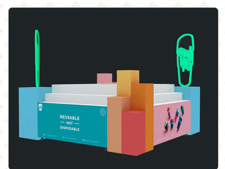 KeepCup Kiosk by Cupping Initiative | The Podium Mall