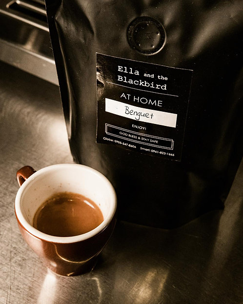 Coffee Beans - Benguet (250g) from Ella and the Blackbird