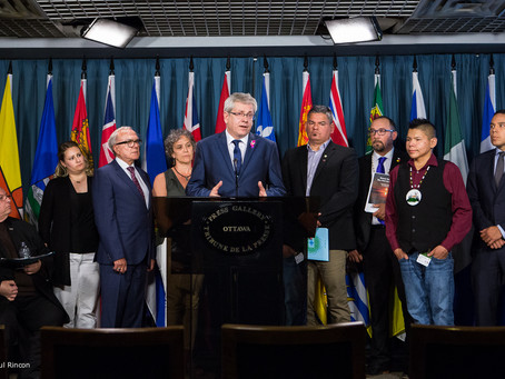 NOT ONE MORE: ANGUS LAUNCHES CAMPAIGN FOR NATIONAL SUICIDE PREVENTION ACTION PLAN
