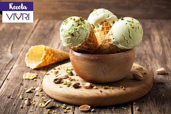 helado saludable VIVRI