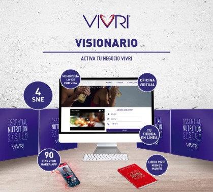 Membresía VIVRI Visionario