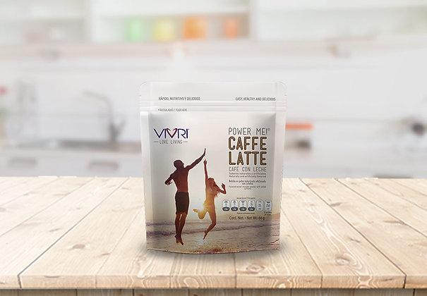 POWER ME!® CAFFE LATTE 10 DÍAS