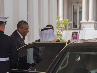 President Obama Meets with King of Saudi Arabia