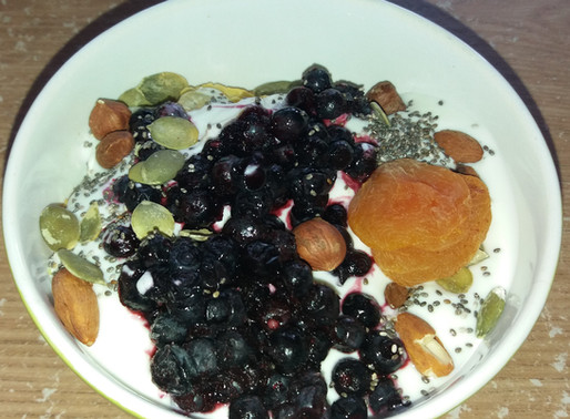 Jogurt naturalny z FITdodatkami