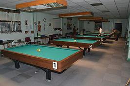 billard club Chambéry blackball américain français