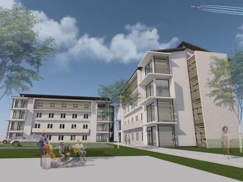 KA Architecture Office Development Concept