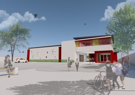 KA Architecture Academy School Concept