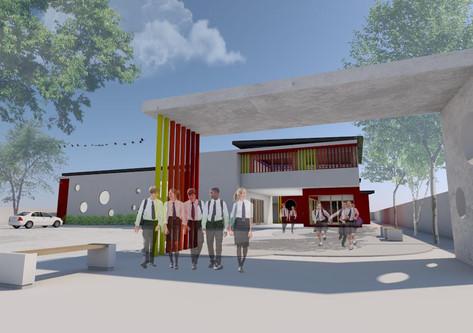2 KA Architecture Academy School Concept