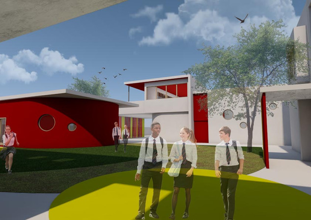 1 KA Architecture Academy School Concept