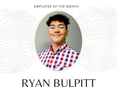 April/May 2021: Employee of the Month