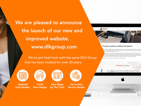 Introducing the new DLK Group website