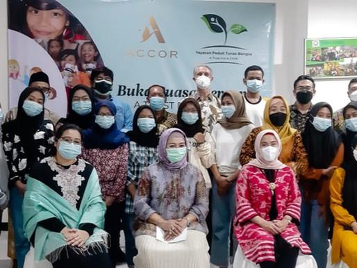 Government Visit to ATFAC House Cipinang, Jakarta