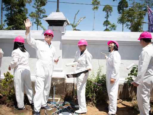 Revamping ATFAC Sanggar Bedugul - Bali