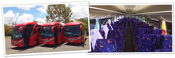 Example of our quality bus and coaches
