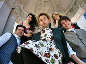 """Eric Paterniani is Launce in """"The Two Gentlemen Of Verona"""" for Bryant Park Shakespeare"""