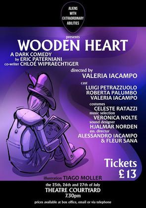 """""""Wooden Heart"""" debuts in London"""
