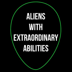 """Eric Paterniani founds the company """"Aliens With Extraordinary Abilities"""""""