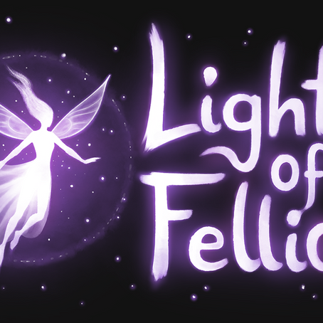 The Story Behind the Lights of Fellion Logo