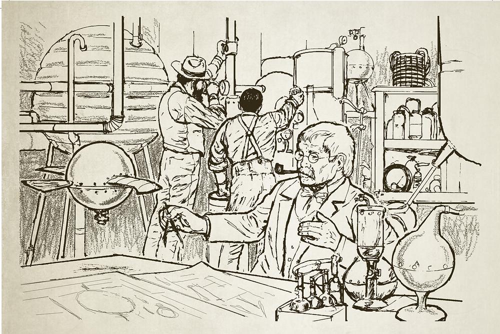 Gazetteer Image of scientists.