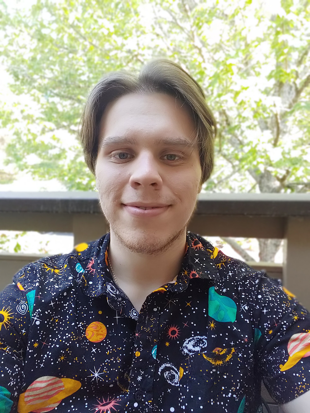 Connor Shea, Programmer, Game Designer