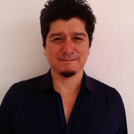 Æther & Iron Artist Profile: Juan Carlos Santos Mendoza