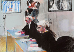 Helen Knowles, Future: Victims' Rights, Magistrates Association 100 Years of Justice Exhibition