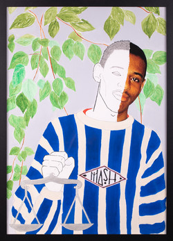 Emmanuel Unaji, Past: Victims Rights, Magistrates Association 100 Years of Justice Exhibition