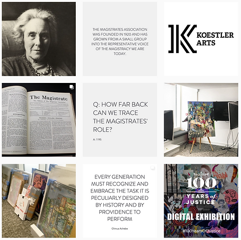 Instagram-magistrates-association-100-ye