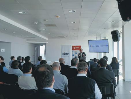 Isbel en conjunto con Antel y Alcatel-Lucent presentó la propuesta de soluciones de comunicaciones u