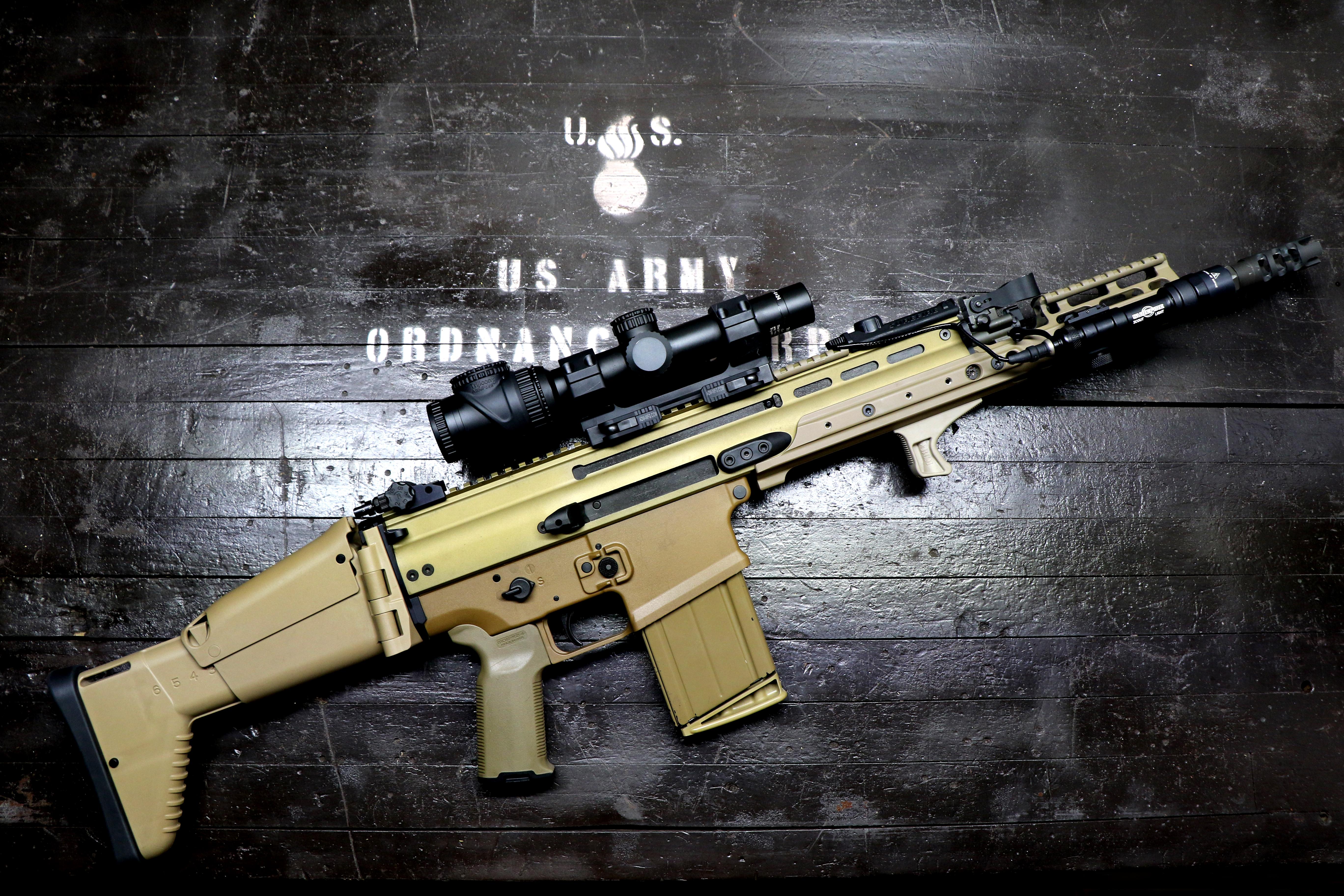FN SCAR 17 Heavy/Mk17