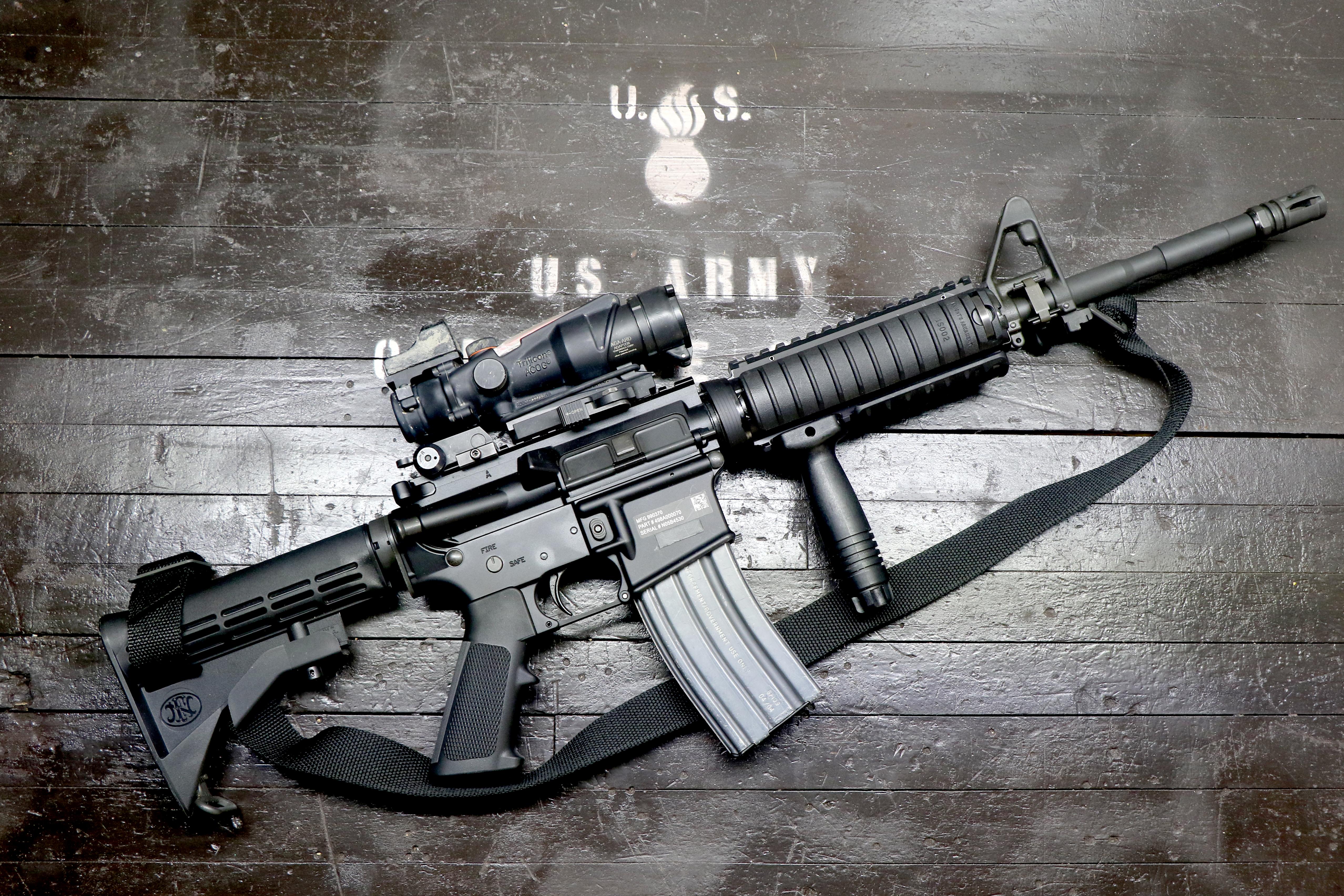 FN M4A1 Carbine