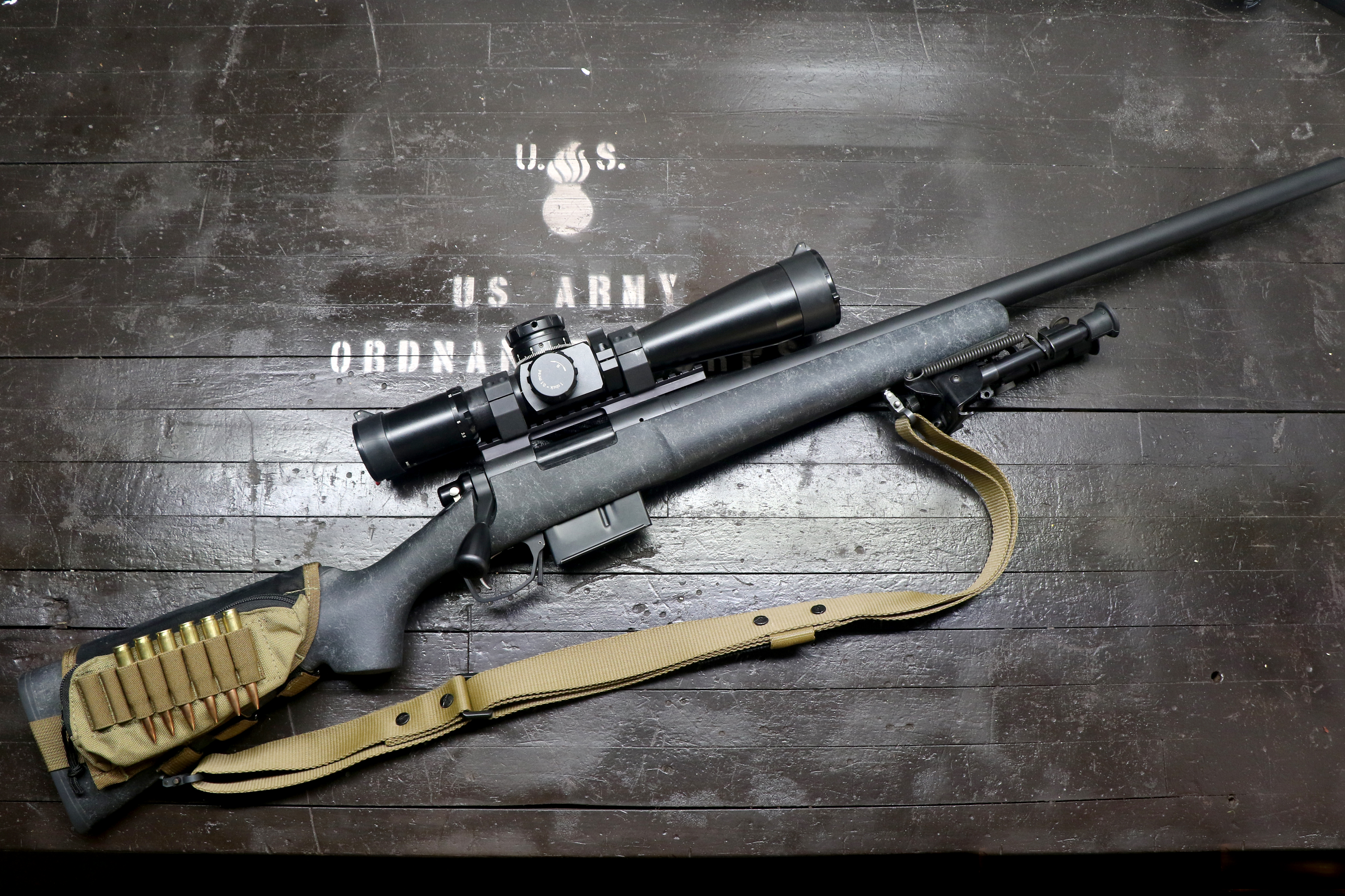 Remington 700 5R