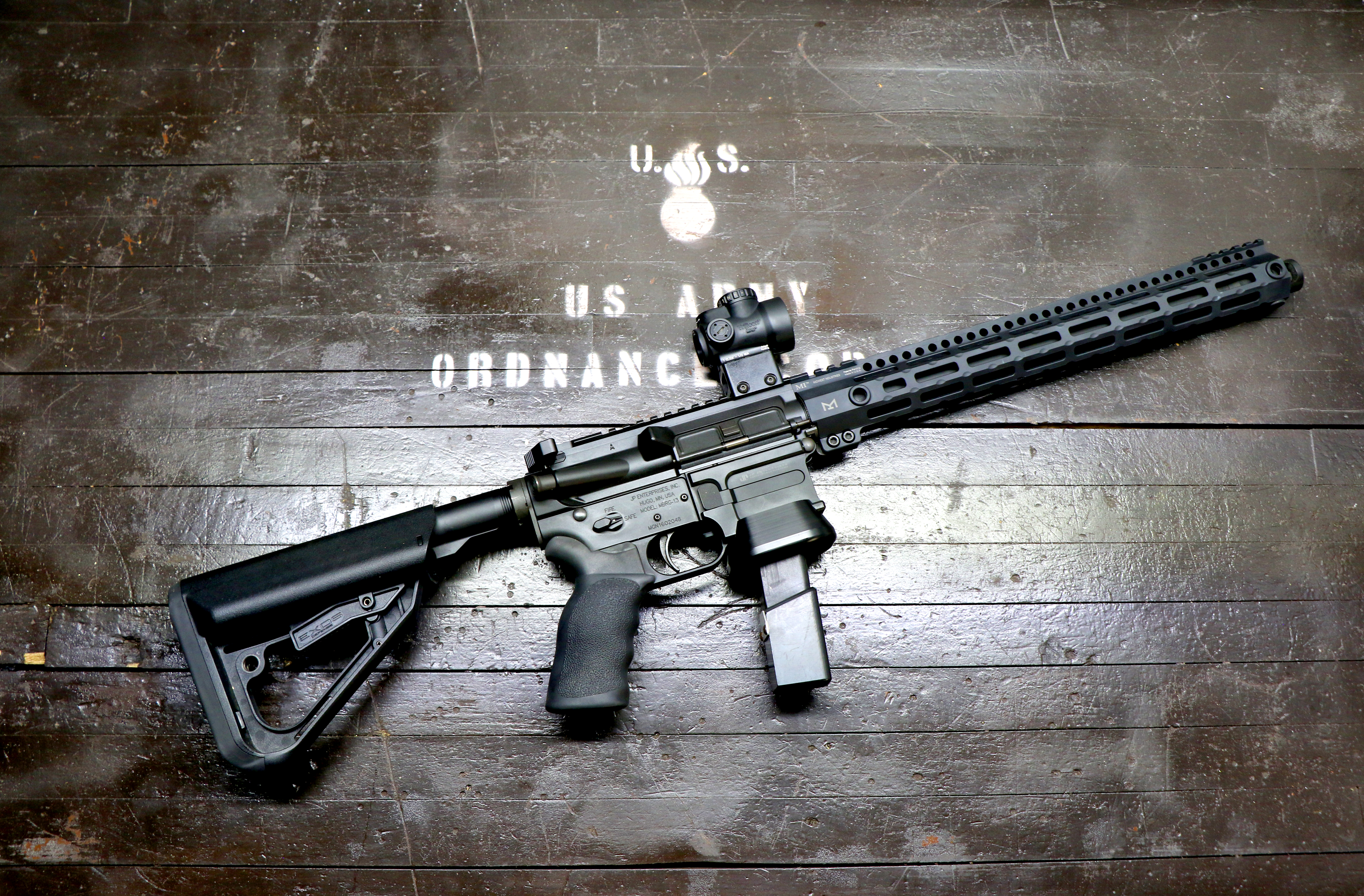 JP AR9mm PCC