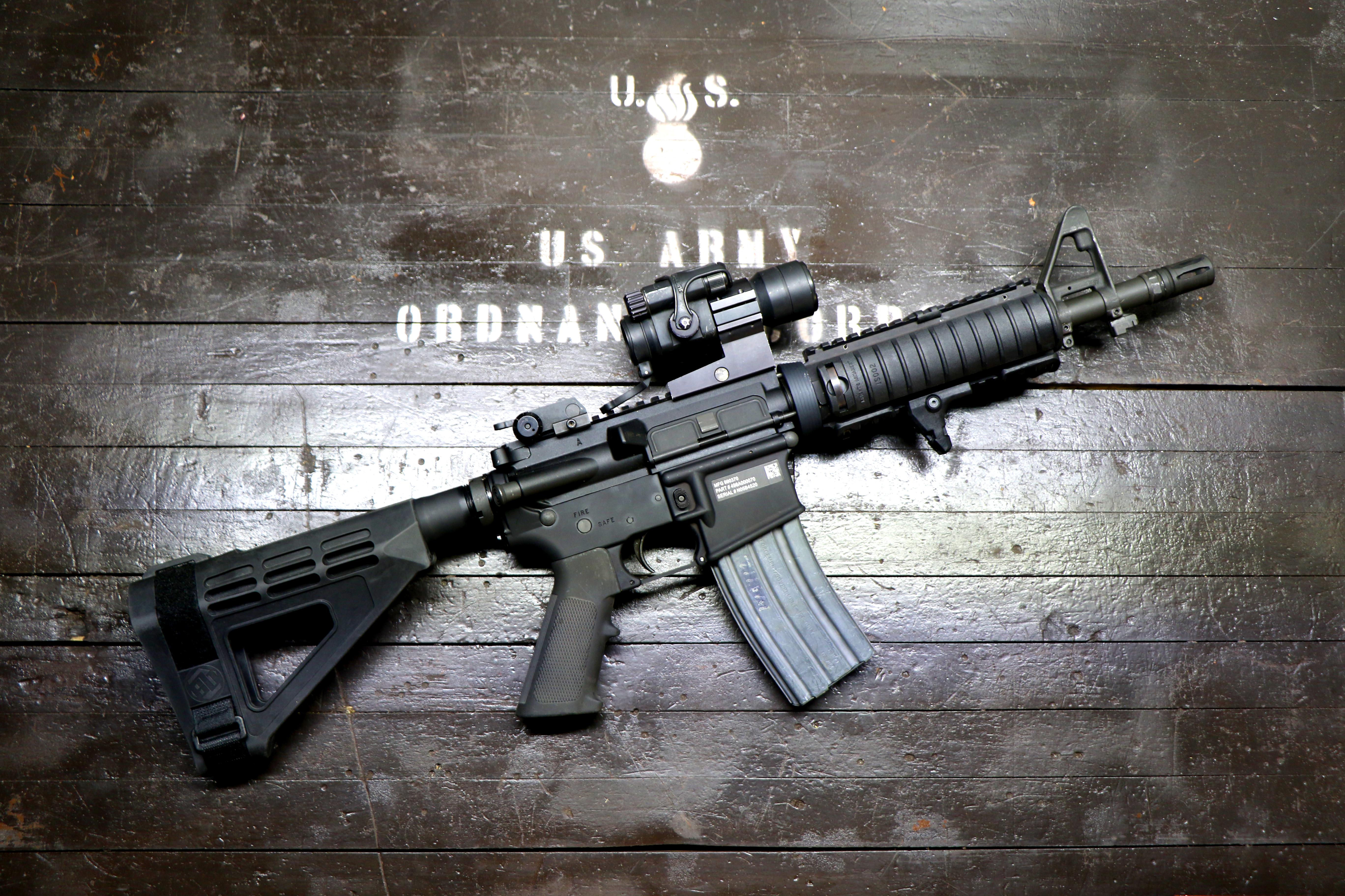 U.S. Mk18 Mod0