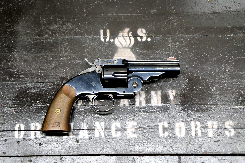 Schofield Revolver .45
