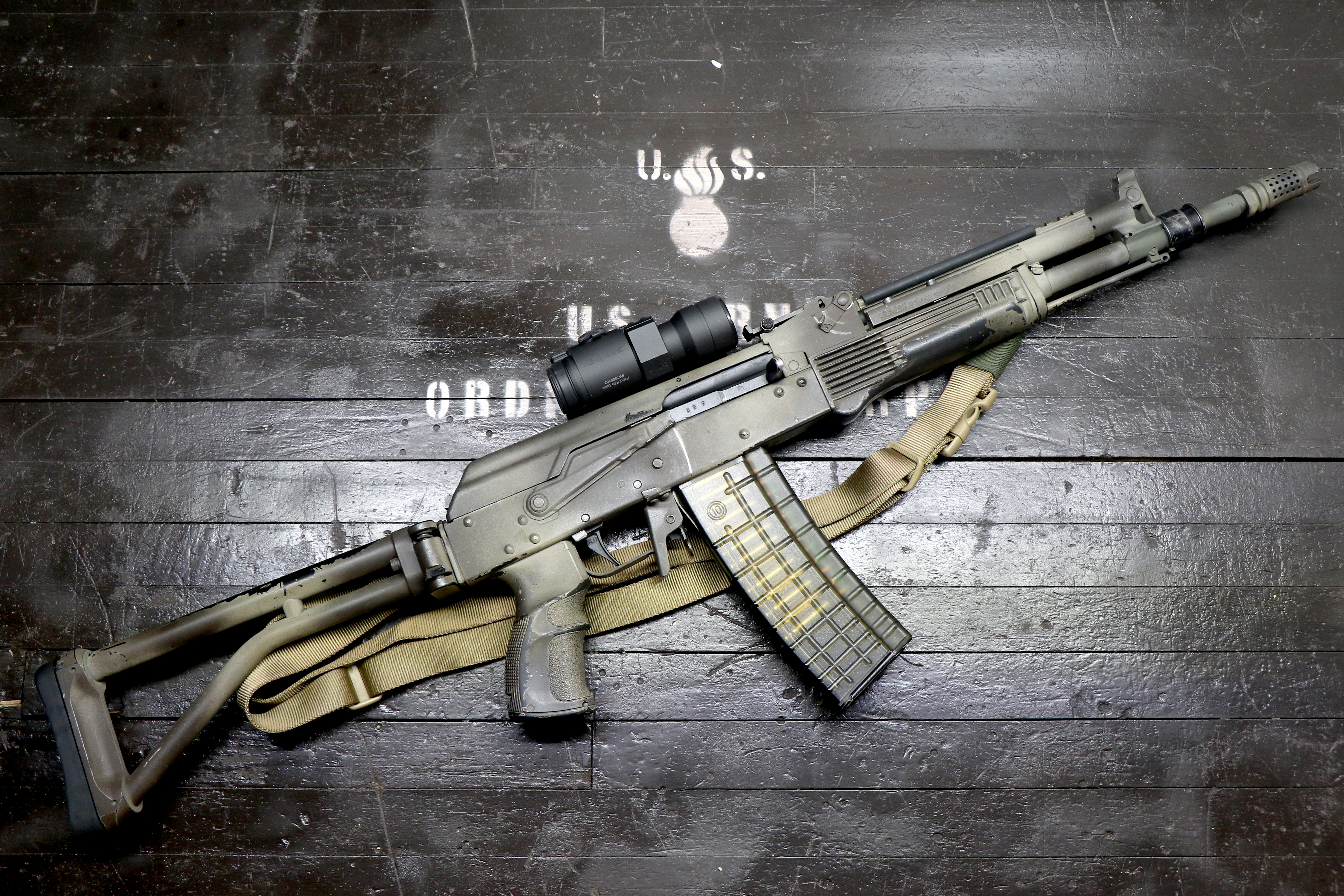 "AK105 ""contractor"""