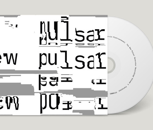 The New Pulsar Generator Recordings Volume One