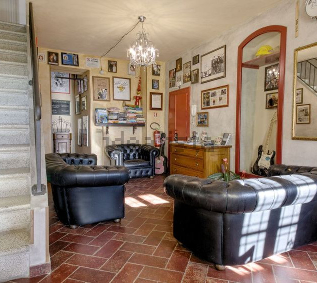 Entrance San GEnnaro Castello BEda nd Breakfast