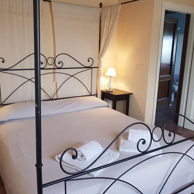 Bedroom at Villa Cecchini