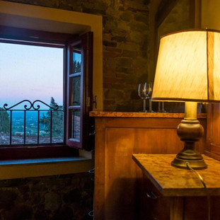 Room with a view san gennaro castello bed and breakfast