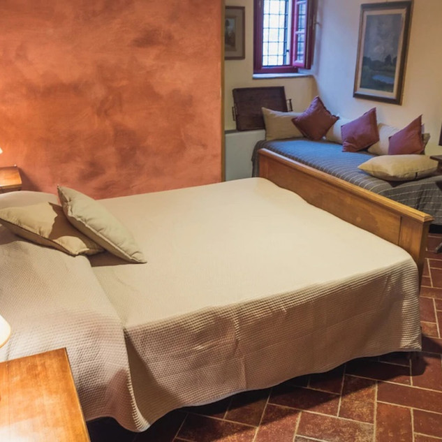 Double room at San Gennaro Castello B&B