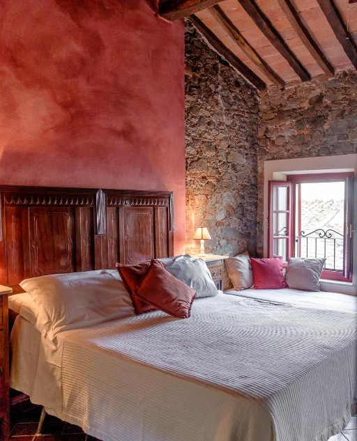 Suite with AC WIFI Breakfast San Gennaro castello bed and breakfast