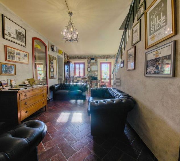 Entrance San Gennaro Castello B&B