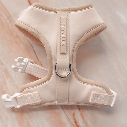 Sandy Harness with Leather Detail