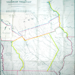 """Primary Source: """"Notes on the Wisconsin Territory, particularly with Reference to the Iowa District"""""""