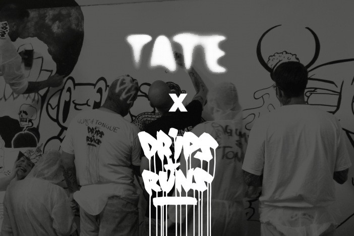 TATE x Drips and Runs