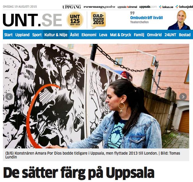 Press Uppsala