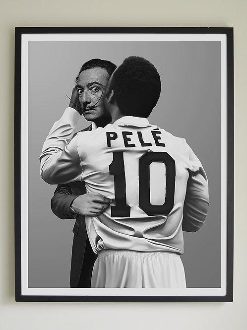 Pelé Beijoqueiro: Salvador Dalí